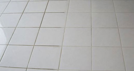 After-Tile and Grout Cleaning